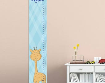 Personalized Boys Growth Charts - Growth Charts - Personalized Growth Charts - Boys Growth Charts - Boys Room Decor - Kids Room Decor
