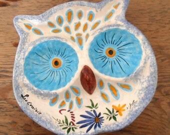 OWL! appetizer dish.