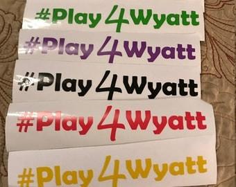 Play4Wyatt