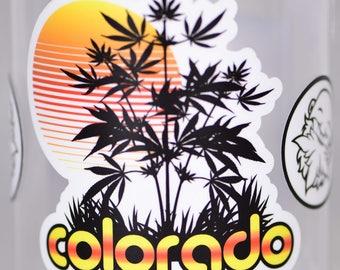 Colorado Skies Decal