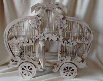 Cinderella Coach Birdcage