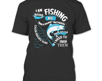 I'm Going Fishing T Shirt, I Am A Hoocker T Shirt