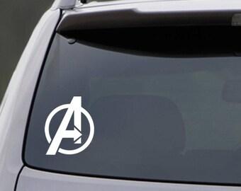Avengers Logo Decal