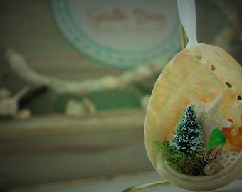Sea Shell Ornament