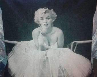 Marilyn Monroe Ballerina Cushion Cover