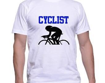 Tshirt for a Cyclist