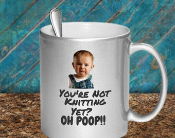 Novelty Mug for Quilters