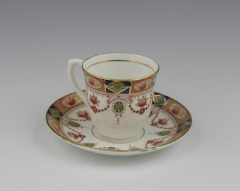 Coldough Petite Teacup And Saucer