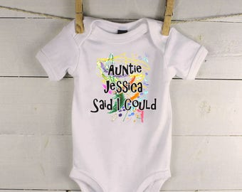 Personalised Irish Baby Gift - Personalised Irish Baby Shower - Personalised Irish Baby Clothes