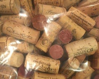 Natural Corks Premium Wineries (pack of 100)