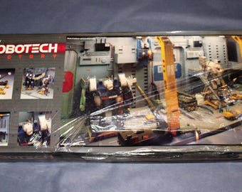 ROBOTECH FACTORY - Authentic!! - NIB - Factory Sealed! Very Rare!!