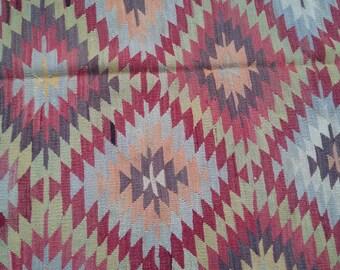 """Handmade kilim rug,315x160cm 124""""x62"""",Turkish kilim rug,Anatolian kilim rug,vintage kilim rug,tribal kilim rug, Handmade kilim rug"""