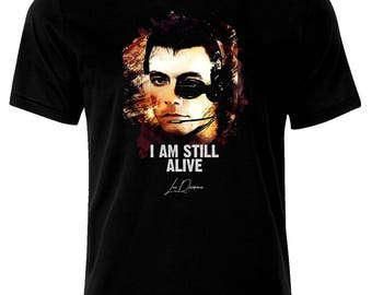 Inspired By Universal Soldier Jean Claude Van Damme T-Shirt
