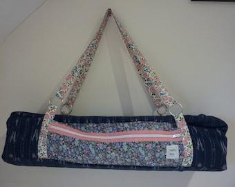 Yoga mat bag, yoga mat carrier, exercise mat bag/carrier