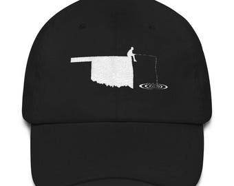 Okie Fishing Dad hat