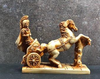 Vintage Roman Figurine