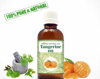 Tangerine Essential Oil Pure & Natural For Aromatherapy