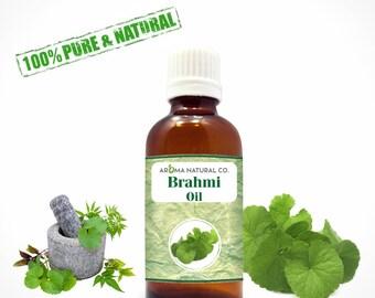 Brahmi (Bacopa monnieri) Oil Pure & Natural