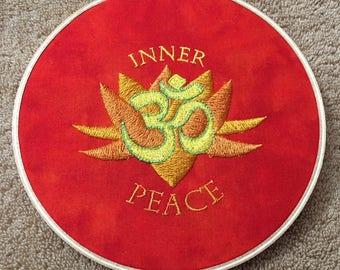 Om-Inner Peace