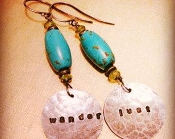 Wander Lust Earrings