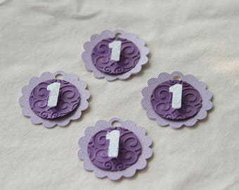 Birthday Age Tags