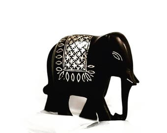 Beautifully Handcrafted Bidri Elephant