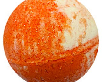 Large Dreamsicle Bath Bomb 5 oz.