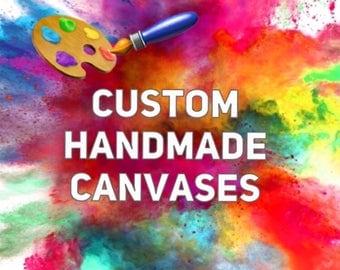 custom handmade paintings