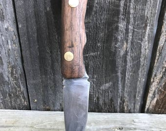 EDC File knife