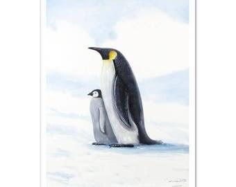 Antarctic Penguins