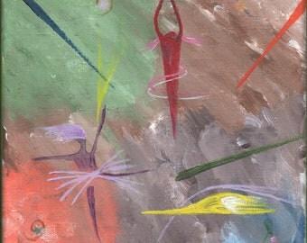 "Painting ""Dance"""