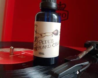 Pete's Beard Oil Bay Rum