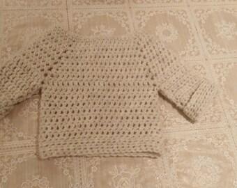 Handmade baby jumper