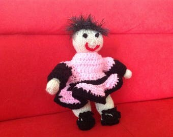 Happy doll