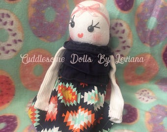 Lela Cuddlesome Doll