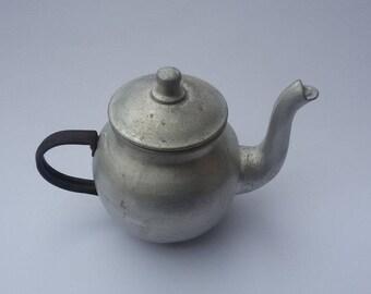Aluminium rustic kettle