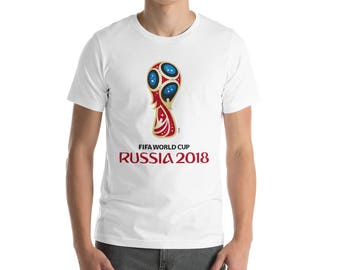 World Cup Russia 2018 Tshirt