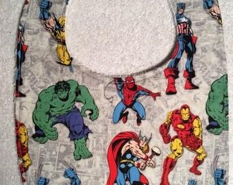 Mini Marvel's Avengers Baby Bibs