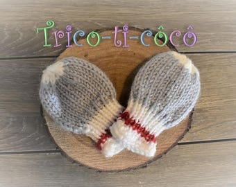 Mittens for Baby / Baby mittens