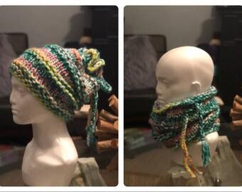 The Bushwick Convertible Knit Pattern.
