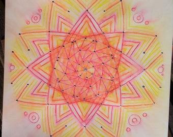 Peaceful Mandala