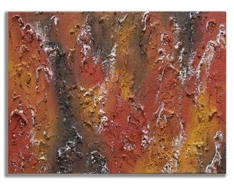 Acrylic Painting Abstract Modern, Abstract Wall Art and texture by Manaldernaykaart