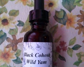 Black Cohosh & Wild Yam Blend