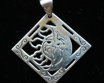 Silver Pendents