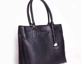 Leather tote bag Leather bag Tote Gift for her Shoulder bag Handbag Women gift Purse Leather tote Leather handbag Laptop bag Leather purse