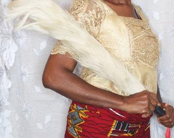 Traditional Wedding Horsetail-Large/Igbo/Benin/Edo Wedding