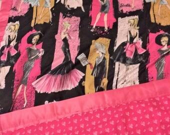 Barbie Silkstone Quilt