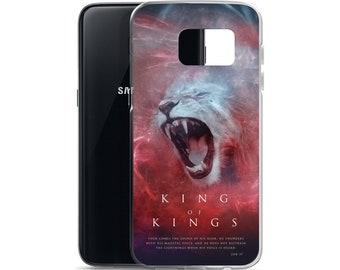 King of Kings Print Samsung Case