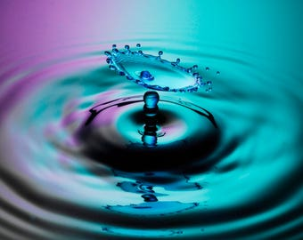 Waterdrops I-A