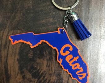 Florida Gators keychain